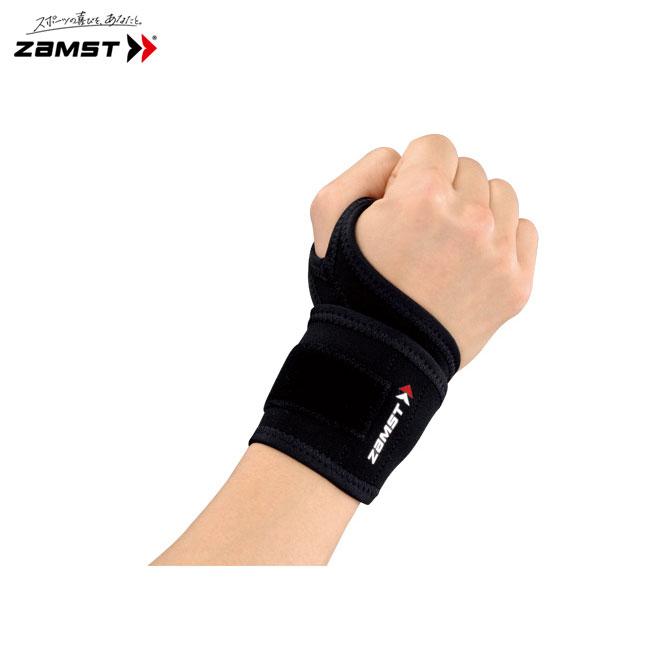 ※お取り寄せ商品です サポーター 商舗 ザムスト ZAMSTbr> ZAMST-ザムスト- 手首 リストラップ M 左右兼用 お気に入り Lサイズ
