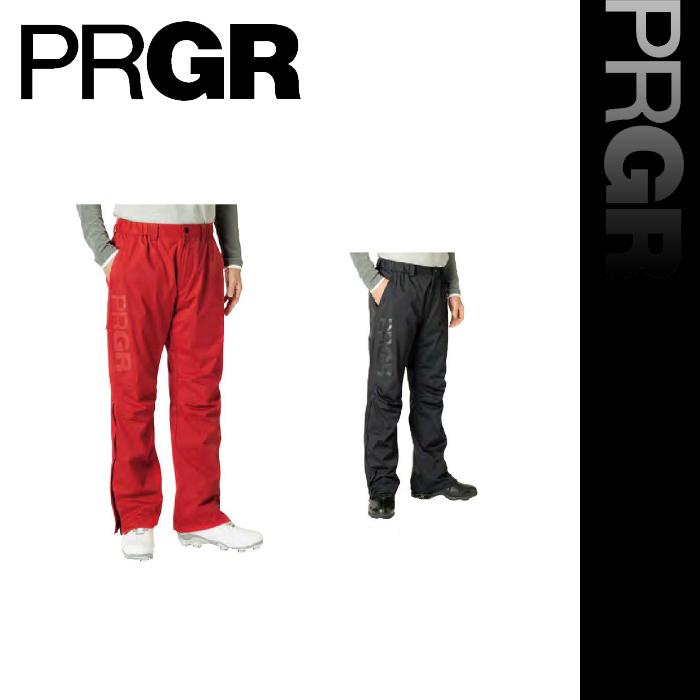 【W-001】PRGR-プロギア- MENS(メンズ) オーバーパンツ 【カタログ商品】