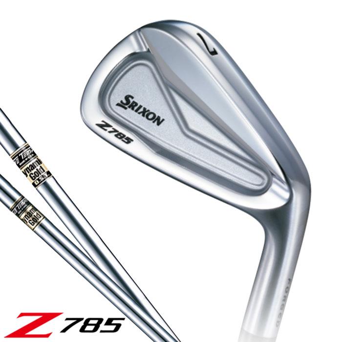 ダンロップ スリクソン Z785 アイアン SRIXON Z785 IRON 1本(#3、4、AW、SW)ダイナミックゴールド DST/ダイナミックゴールド シャフト【18】ゴルフ用品 ゴルフクラブ アイアン ゴルフ メンズクラブ 男性