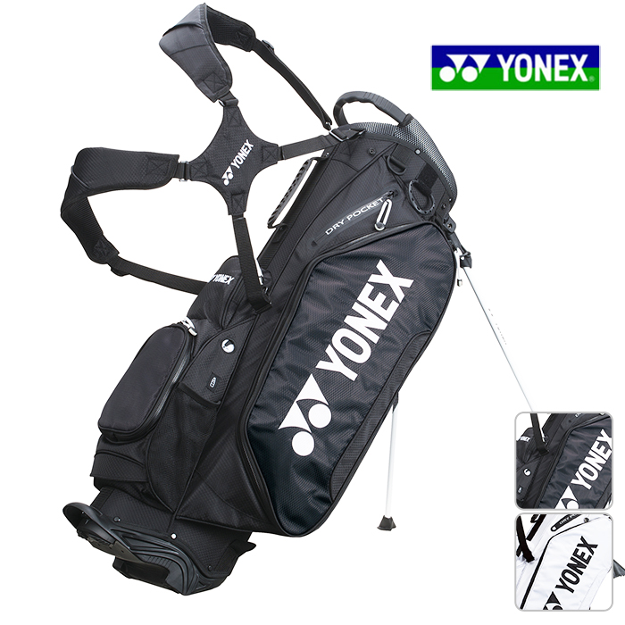 YONEX ヨネックス 9.5型 キャディーバッグ メンズ CB-8905S スタンドバッグ キャディバッグ【18】キャディバッグ バッグ ゴルフ用品 2018年カタログ商品