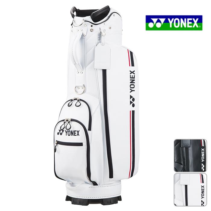 YONEX ヨネックス 9.5型 キャディーバッグ メンズ CB-8908 ゴルフバッグ キャディバッグ【18】キャディバッグ バッグ ゴルフ用品 2018年カタログ商品