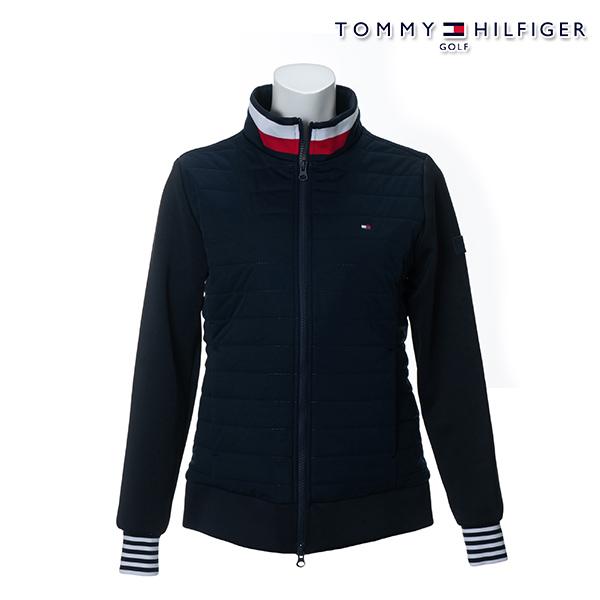 【SALE】トミーヒルフィガー 2019年秋冬モデル TOMMY HILFIGER レディース ブルゾン THLA977【19】
