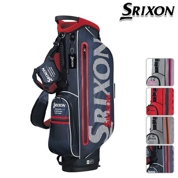 スリクソン メンズ キャディーバッグ キャディバッグ  2bmggcs147 SRIXON 【20】 ダンロップ ゴルフ