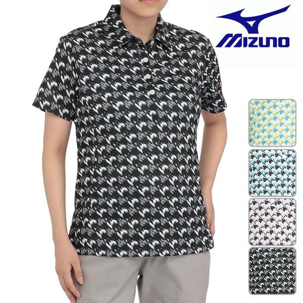 ミズノ レディース 2020年春夏モデル シャツ 52ma0201 mizuno 【20】