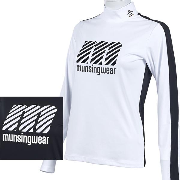 マンシングウェア ゴルフ 2020年春夏モデル レディース 長袖シャツ MEWPJB01【20】