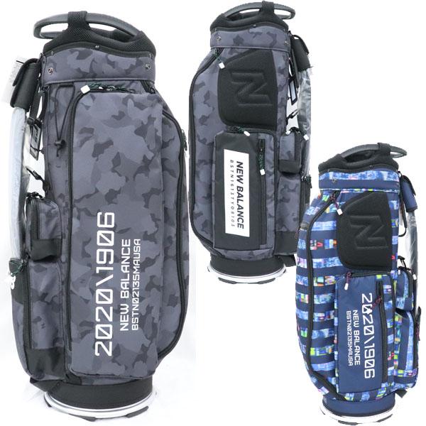 ニューバランスゴルフ 2020年春夏モデル 012-0180002 キャディーバッグ【19】