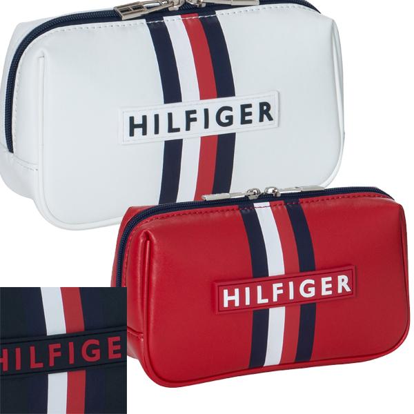 トミーヒルフィガー 春夏 ゴルフ 期間限定で特別価格 限定特価 春夏モデル メンズ レディース HILFIGER ポーチ 20 THMG0SB6 TOMMY