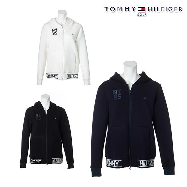 トミーヒルフィガー 2020年秋冬モデル レディース TOMMY HILFIGER GOLF NY85 ZIP-UP SWEAT PARKA ブルゾン thla049 【20】
