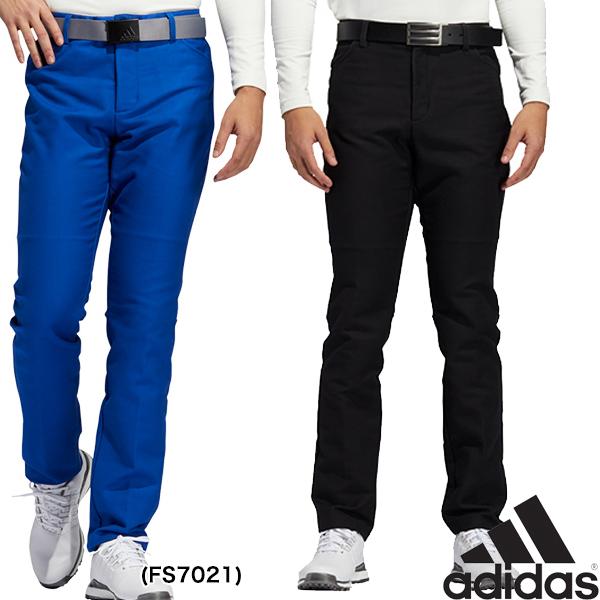 30%OFF アディダスゴルフ いつでも送料無料 秋冬モデル INS78 特価品コーナー☆ メンズ スウェットライクパンツ FS7022 adidas golf 特価 トレースカーキ セール 20