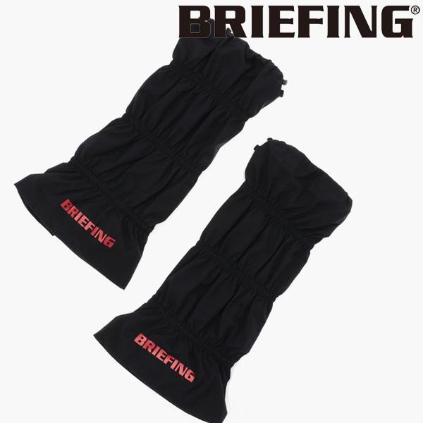 ブリーフィング レディース レッグカバー BRG201W46(010)ブラック BRIEFING【21】