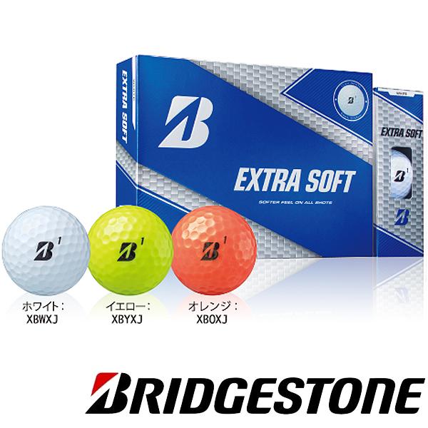 BRIDGESTONE GOLF エクストラソフト ゴルフボール ブリヂストン 格安激安 21 祝日 日本正規品 1ダース ツアービー