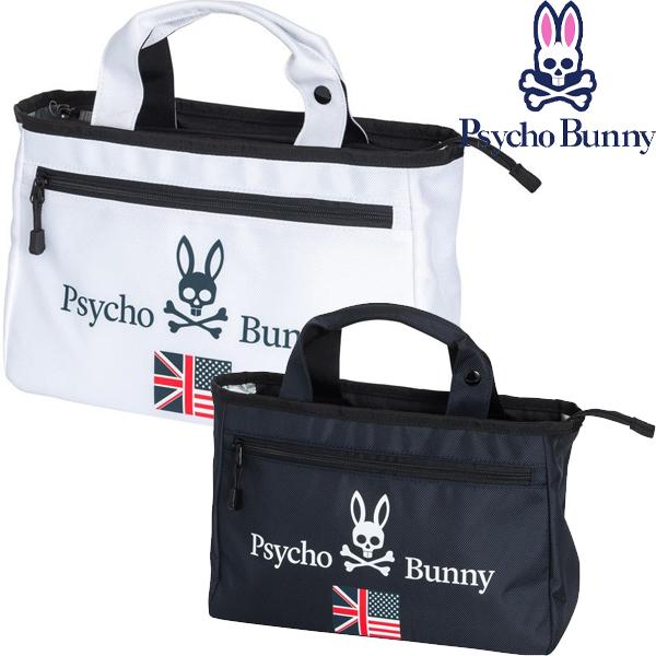 内側生地は保温冷に対応 サイコバニー 2021年秋冬モデル ラウンドバッグ 贈呈 PBMG1FB7 カートバッグ [宅送] 21 Bunny Psycho