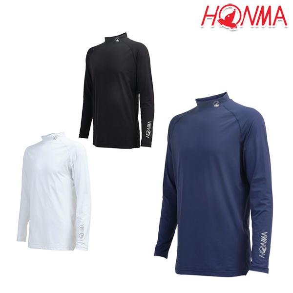 本間ゴルフ 送料無料激安祭 メンズ シャツ 長袖 30%OFF 2021年春夏モデル GOLF 21 長袖コンプレッションシャツ 高い素材 131733116 HONMA