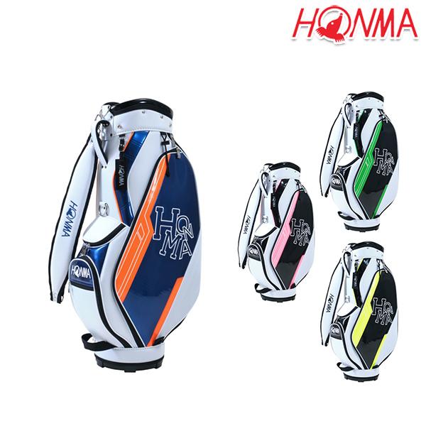 本間ゴルフ 公式 キャディバッグ 2021年春夏モデル 日本製 ユニセックス HONMA cb12114 D1キャディバッグ GOLF キャディーバッグ 21