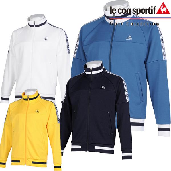 ルコック メンズ セーター 40%OFF 定番から日本未入荷 秋冬モデル 20 営業 lecoq qgmqjl54 ヘランカフルジップスウェット