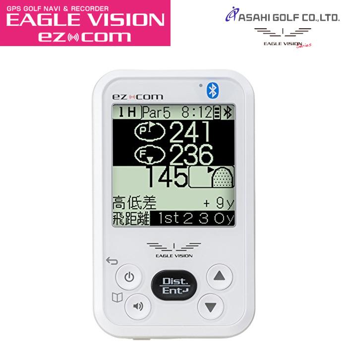 【ナビ系】【EV-731】EAGLE VISION EZ COM イーグルビジョン イージー コム GPS距離測定器ゴルフナビ