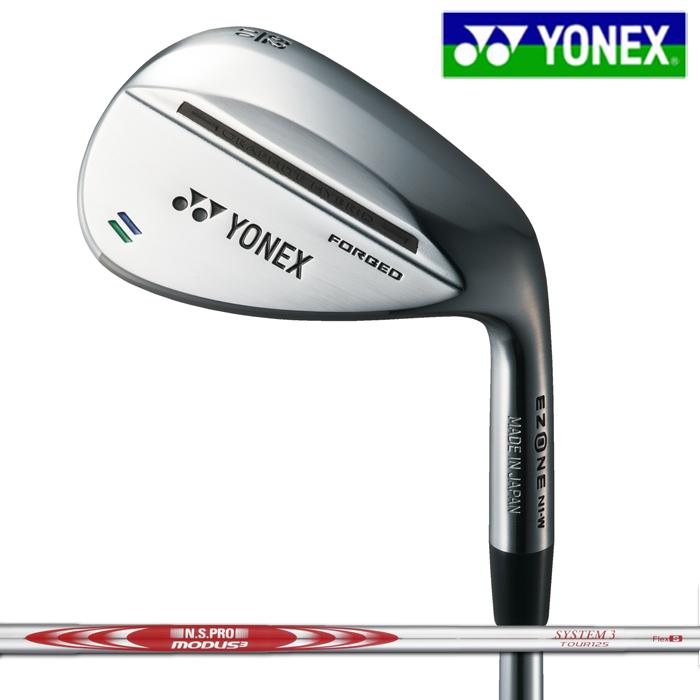 YONEX-ヨネックス- EZONE N1-W WEDGE イーゾーン・エヌワン・ウエッジ【N.S.PRO MODUS3 SYSTEM3 TOUR125】【ゴルフクラブ】