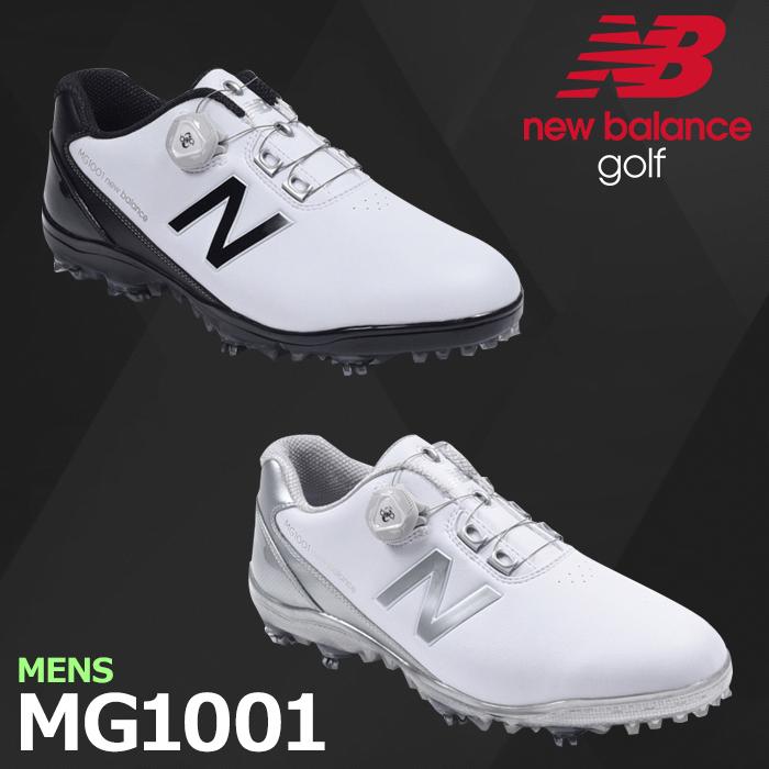 ★SALE★ゴルフシューズ シューズ NEW BALANCE GOLF ニューバランスゴルフ ゴルフシューズ MENS メンズ MG1001 ゴルフシューズ【18】足幅:2E(EE) 靴 ゴルフ用品