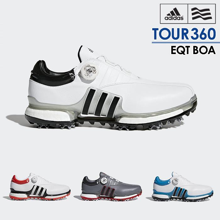 ゴルフシューズ シューズ adidas Golf アディダスゴルフ ゴルフシューズ メンズ WI975 TOUR 360 EQT BOA ツアー360 イーキューティー ボア【18】サイズ 24.5cm-28.0cm 靴 ゴルフ用品 F33619 F33620 F33731 F33732