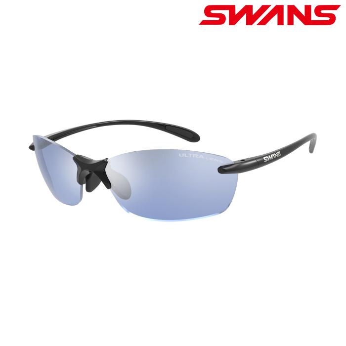 SWANS スワンズ サングラス SALF-0714 エアレス・リーフフィット ミラーレンズモデル【18】ゴルフ 陽射し対策
