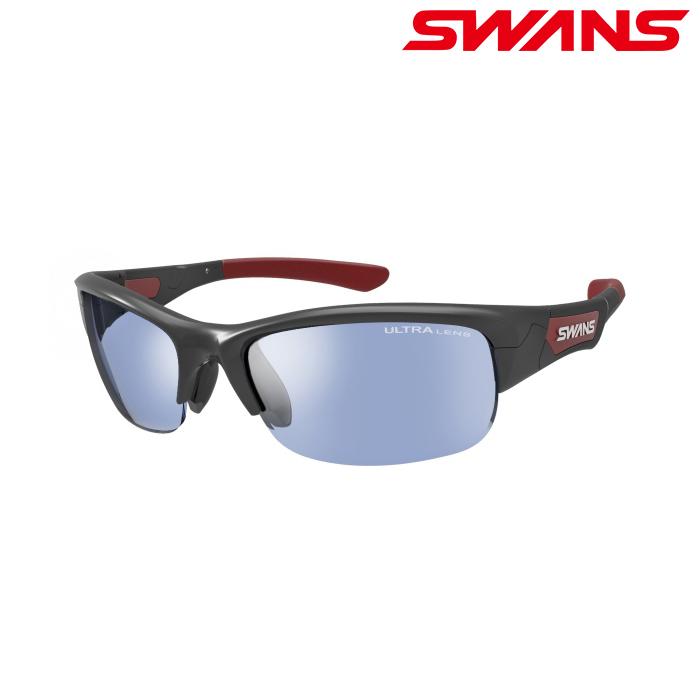 SWANS スワンズ サングラス SPB-0714 SPRINGBOK ミラーレンズモデル【18】ゴルフ 陽射し対策