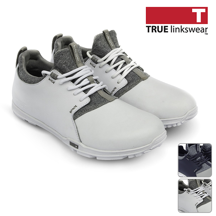 TRUE LINKS WEAR トゥルーリンクスウエア シューズ メンズ TEMSOG NEW ORIGINAL シューズ【18】ゴルフシューズ 25~28cmサイズ ゴルフ用品