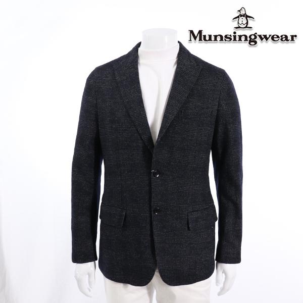 Munsingwear マンシングウェア メンズ ジャケット 秋冬 MGMMGK92 NEW 秋冬モデル ジャケット【18】アウター M L LL 3L サイズ ゴルフウェア