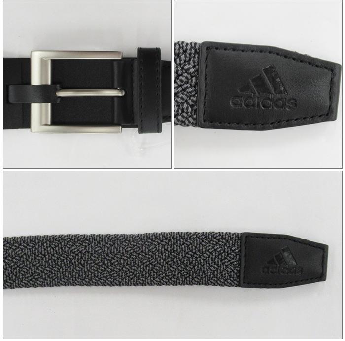 73b86f5097a7c4 powergolf: adidas golf Adidas golf belt men FSP82 model blade ...