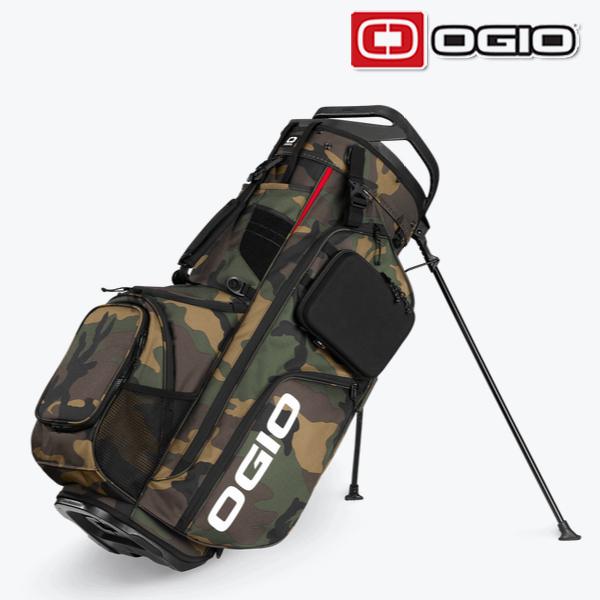 オジオ メンズ 2019年春夏モデル キャディバッグ OGIO ALPHA CONVOY 514 RTC 19 JV スタンド キャディーバッグ 11型 47インチ対応 3.1kg OGIO【19】ゴルフ 5119289