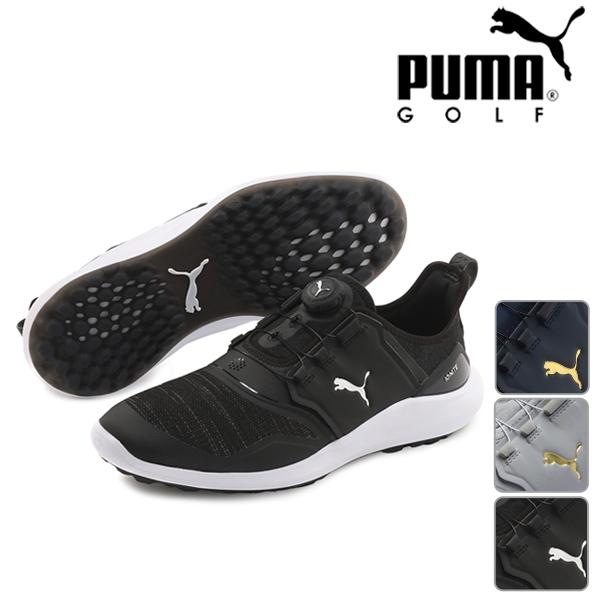 プーマゴルフ メンズ 2019年春夏モデル シューズ ゴルフシューズ 靴 イグナイト NXT ディスク スパイクレス 25.0cm-29.0cm サイズ PUMA GOLF【19】ゴルフ 192245