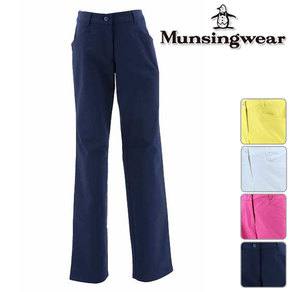 【40%OFF!】マンシングウェア レディース 2018年春夏モデル ロング パンツ Munsingwear【18】ゴルフ mgwljd11