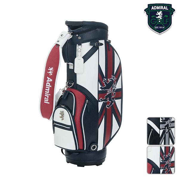 アドミラルゴルフ ユニセックス メンズ レディース キャディーバッグ イントレ Admiral GOLF【19】8.5型 ゴルフ admg9sc9