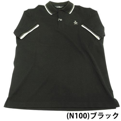 ◆Munsingwear-Munsingwear-MENS(男子)短袖开领短袖衬衫M,L,LL尺寸