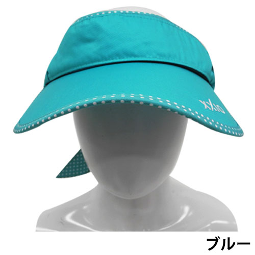 DUNLOP-邓禄普-XXIO-zekushio-LADIES(女子)5way冷却面罩(面罩,nekkuuoma)
