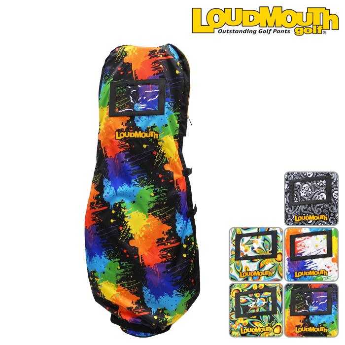 【LM-TC0001】LOUDMOUTH GOLF-ラウドマウスゴルフ- トラベルカバー【バッグ】 【16】
