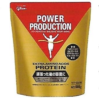 【送料無料】3個セット グリコ パワープロダクション エキストラアミノアシッドプロテイン