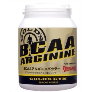 ゴールドジム GOLD's GYM BCAA アルギニン パウダー 400g アセロラ 風味 F4250 送料無料 サプリメント 高機能 アミノ酸 バリン イソロイシン ロイシン 筋肉 回復サポート 運動前 運動中 運動後 就寝前 起床時 おいしい