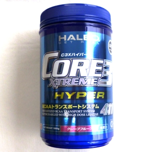 HALEO R ハレオ C3X コア3エクストリームハイパー 1,000g グレープフルーツ 酵素 乳酸菌 食品 ビタミン