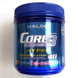 HALEO(R) ハレオ C3X コア3エクストリームハイパー 500g グレープフルーツ