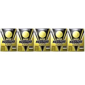 【送料無料】 5箱セット アリスト SUPER MEDALIST(R) スーパーメダリスト9000 500ml用 レモンパイン風味
