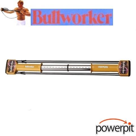 ブルワーカーXO ソフトタイプ イエロー FB-2025 アイソメトリックス 筋トレ 筋力アップ 筋肉 ダイエット メタボ ホームトレーニング 家トレーニング ワークアウト 福発メタル BullWorker 自宅トレーニング
