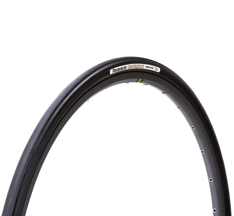 補強材をタイヤ全面に装備したアンチフラットケーシングで耐パンク性能を強化 パナレーサー 新生活 GravelKing グラベルキング 700×28C ロード グラベル クロスバイク 最新号掲載アイテム 通勤 通学 ツーリング ブラック ブラウン