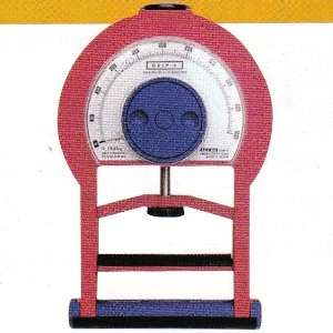 握力計 学童用 50kg アナログ グリップA TKK-5001B
