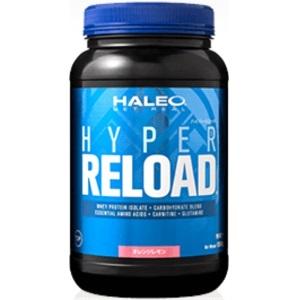 ハレオ HALEO オレンジ レモン 風味 ハイパーリロード HyperReload 疲労回復 超回復 必須アミノ酸 EAA グルタミン カルニチン グルテンフリー