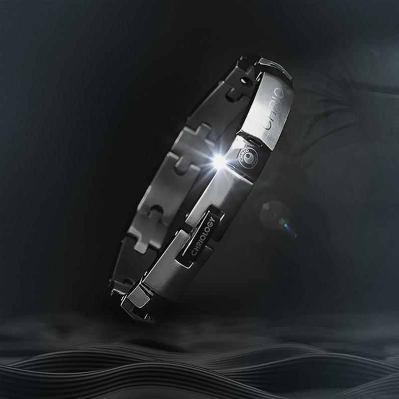 クリオ エクシードブレスレット チタン18 CHRIO ネックレスアスリート リラックス モチベーション 基礎体力向上 コンディション調整 基礎体力 軽量 軽い シンプル オン オフ スポーツ 送料無料 ギフト ギフト包装 ラッピング
