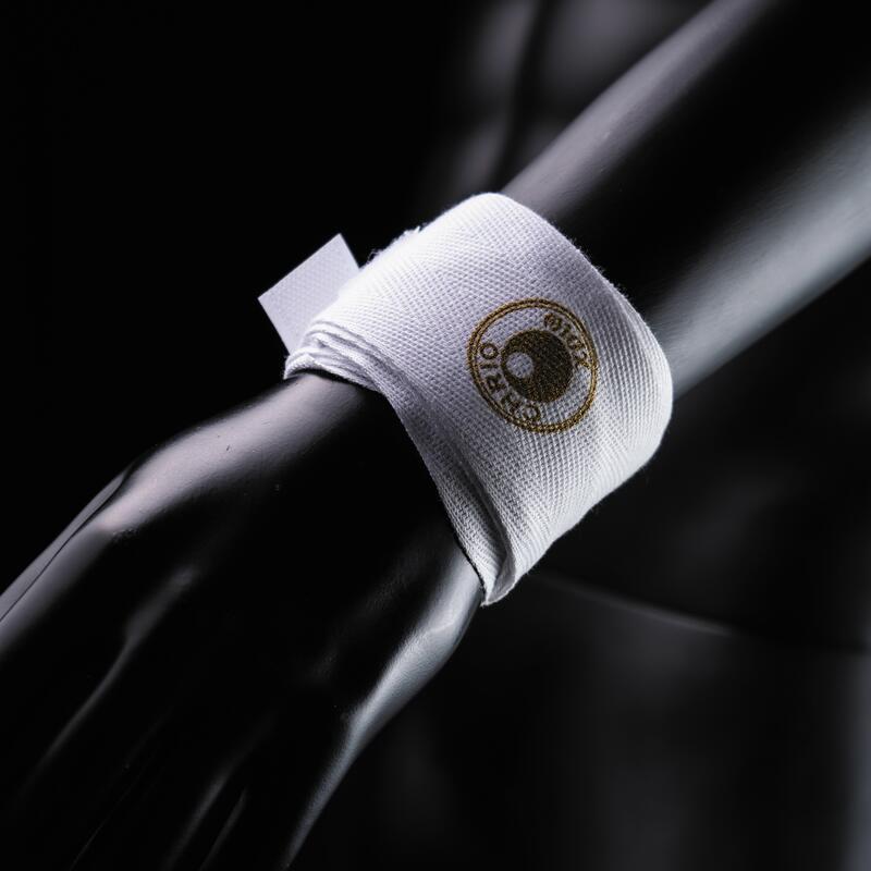 クリオ リストバンテージプロ リストラップ 手首固定 筋トレ ベンチプレス ショルダープレス プレス系種目 重量挙げ バンデージ パフォーマンスアップ 集中力 綿100% WeightTraining WeightLifting CottonWristWrap WristSupport CHRIO