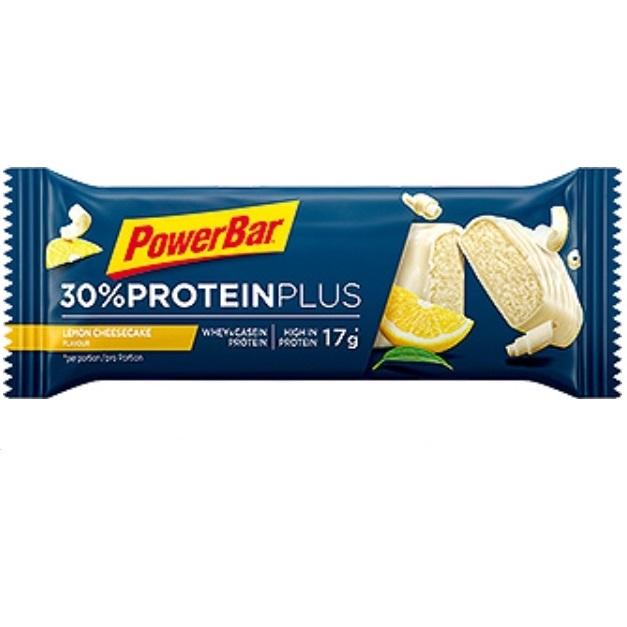 シェイクの手間無し 持ち運びベンリ パワーバー 30%プロテインプラス レモンチーズケーキ 15本入り 送料無料 プロテインバー 間食 海外 ダイエット 食事置き換え PowerBar カゼインプロテイン ホエイプロテイン Soy 植物性たんぱく質 安い ソイプロテイン シェイプアップ 減量 大豆プロテイン