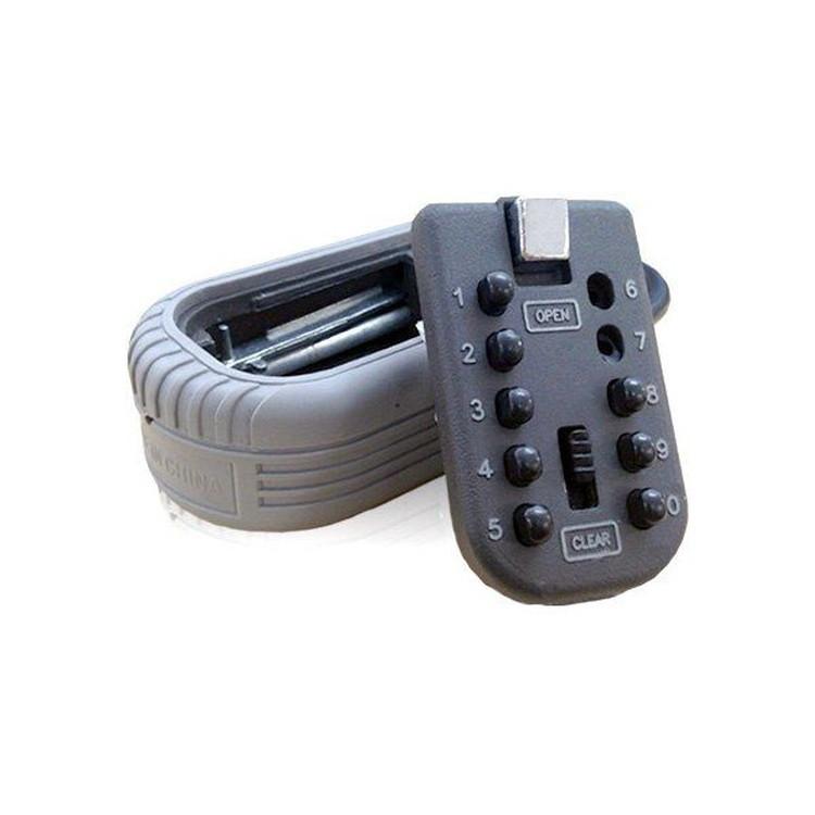 セキュリティキーボックス 大きいボタンで施錠 好評受付中 開錠も簡単 2020 新作 任意の暗証番号で鍵を管理 送料無料 プッシュボタン式 JL-BXKEY100