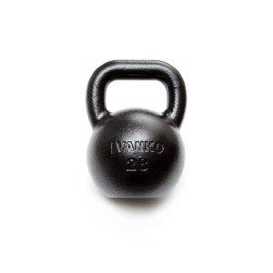 ▼IVANKO イヴァンコ ケトルベル 48kg[パワー][筋力][握力][バランス][筋トレ]