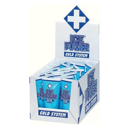 筋肉のほてりを抑え、 クール&リラックス!ICE POWER (アイスパワー)アイスパワーコールドジェル (20本セット)